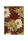 Shaw Living Antiquities Kasbah (Claret) Rectangle 9'6