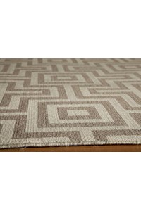 Shaw Living Timber Creek By Phillip Crowe Lake House (Beige) Rectangle 3'10