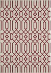 Shaw Living Kathy Ireland Home Gallery Lovelines (Brown) Runner 2'6