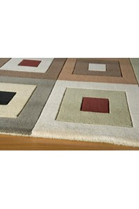 Shaw Living Timber Creek By Phillip Crowe Sierra (Beige) Rectangle 2'2