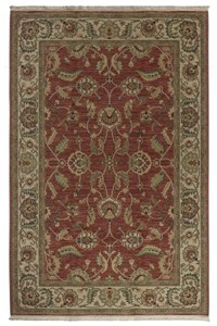 Shaw Living Reverie Swirl (Fern) Runner 2'2