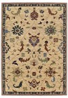 Shaw Living Kathy Ireland Home Young Attitudes The Ollie Rug (Multi) Rectangle 3'3