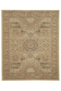 Shaw Living Antiquities Wilmington (Mocha) Rectangle 5'5