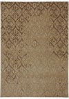 Shaw Living Antiquities Wilmington (Mocha) Square 7'7