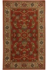 Nourison Collection Library Alexandria (AL01-GLD) Runner 2'0