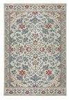 Nourison Collection Library Alexandria (AL07-GRE) Rectangle 5'6