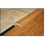 "EcoTimber EcoBamboo:  Solid Woven Bamboo Threshold Honey - 78"" Long"