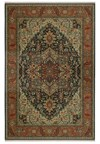 Nourison Collection Library Chambord (CM01-BRK) Rectangle 2'3