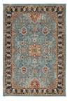 Nourison Collection Library Chambord (CM02-PCH) Rectangle 7'9