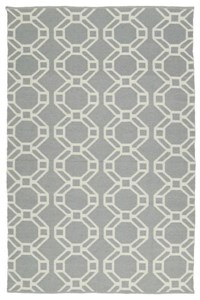 Nourison Collection Library Country Heritage (H304-IV) Rectangle 2'6