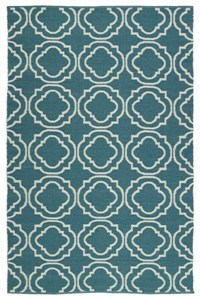 Nourison Collection Library Country Heritage (H692-BL) Rectangle 2'6