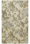Nourison Collection Library Essex Manor (EM05-BUR) Runner 2'6
