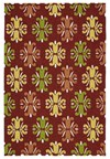Nourison Collection Library Horizon Twines (AL98-NAT) Rectangle 8'0