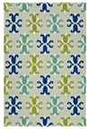 Nourison Nourtex India House (IH01-BUR) Rectangle 8'0