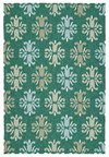 Nourison Nourtex India House (IH02-RUS) Rectangle 8'0