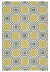 Nourison Nourtex India House (IH17-GLD) Rectangle 5'0