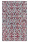 Nourison Nourtex India House (IH67-RED) Runner 2'3