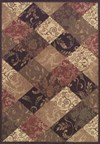 Nourison Liz Claiborne Home Radiant Impressions (LK02-TL) Rectangle 5'6