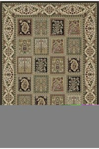 Nourison Signature Collection Nourison 2000 (2101-MTC) Rectangle 12'0