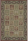 Nourison Signature Collection Nourison 2000 (2107-BUR) Rectangle 3'9