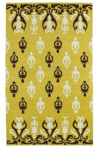 Nourison Collection Library Parthia (PT03-RUS) Rectangle 5'3