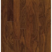 "Bruce Turlington American Exotics Walnut: Autumn Brown 3/8"" x 3"" Engineered Walnut Hardwood E3338"