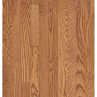 "Bruce Dundee Plank Oak: Butterscotch 3/4"" x 3 1/4"" Solid Oak Hardwood CB1216"
