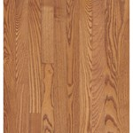 "Bruce Dundee Strip Oak: Butterscotch 3/4"" x 2 1/4"" Solid Oak Hardwood CB216"