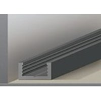 "Shaw Laminate Molding Track (Required for Installation) - 94"" Long"