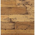 "Bruce American Originals Hickory: Antique Natural 3/8"" x 5"" Engineered Hickory Hardwood EHK10LG"