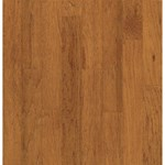 "Bruce Turlington American Exotics Hickory: Tequila 3/8"" x 3"" Engineered Hickory Hardwood E3502"