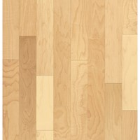 "Bruce Kennedale Prestige Plank Maple: Natural 3/4"" x 3 1/4"" Solid Maple Hardwood CM3700"