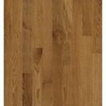 "Bruce Natural Reflections Oak: Spice 5/16"" x 2 1/4"" Solid Oak Hardwood C5012"