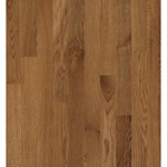 "Bruce Natural Reflections Oak: Mellow 5/16"" x 2 1/4"" Solid Oak Hardwood C5014"