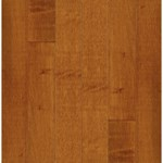 "Bruce Kennedale Prestige Plank Maple: Cinnamon 3/4"" x 4"" Solid Maple Hardwood CM4733Y"