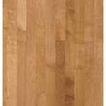 "Bruce Kennedale Strip Maple: Caramel 3/4"" x 2 1/4"" Solid Maple Hardwood CM736"