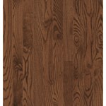 "Bruce Bristol Strip Oak: Saddle 3/4"" x 2 1/4"" Solid Oak Hardwood CB327"