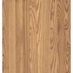 "Bruce Bristol Strip Oak: Natural 3/4"" x 2 1/4"" Solid Oak Hardwood CB320"