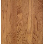 "Bruce Turlington Lock&Fold Hickory: Golden Spice/Smokey Topaz 3/8"" x 3"" Engineered Hickory Hardwood EHK68LG"