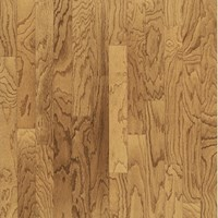 "Bruce Turlington Lock&Fold Oak: Harvest 3/8"" x 5"" Engineered Oak Hardwood EAK24LG"