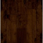 "Armstrong Century Estate Plank Walnut: Festival Noir 5/8"" x 6"" Engineered Walnut Hardwood EPH6408"