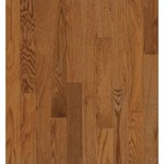 "Armstrong Kingsford Solid Strip Oak: Auburn 5/16"" x 2 1/4"" Solid Oak Hardwood KG611AULGY"