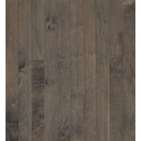 "Armstrong Sugar Creek Solid Plank Maple: Pewter 3/4"" x 3 1/4"" Solid Maple Hardwood SCM131PWLGY"