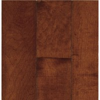 "Armstrong Sugar Creek Solid Plank Maple: Cherry 3/4"" x 3 1/4"" Solid Maple Hardwood SCM131CNLGY"