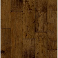 "Armstrong Century Farm Hickory: Turned Earth 1/2"" x 5"" Engineered Hickory Hardwood GCH484TELG"