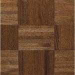 "Armstrong Urethane Parquet Oak: Windsor 7/16"" x 12"" Solid Oak Hardwood 211120"