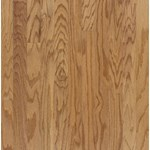 "Armstrong Beckford Plank: Harvest Oak 3/8"" x 3"" Engineered Oak Hardwood BP421HOLGY"