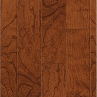 "Armstrong Metro Classics Cherry: Amber 1/2"" x 5"" Engineered Cherry Hardwood 4510CAY"