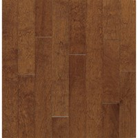 "Armstrong Metro Classics Birch: Mocha 1/2"" x 5"" Engineered Yellow Birch Hardwood MCB441MOYZ"