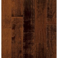 "Robbins Artesian Classics Color Wash Collection Maple: Raisin 1/2"" x 5"" Engineered Maple Hardwood 0559RAY"